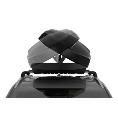 Box dachowy Thule Motion XT Alpine - srebrny tytan połysk