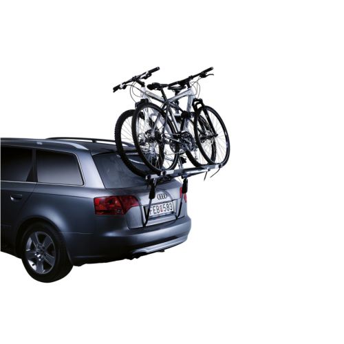 Bagażnik rowerowy na tylną klapę Thule ClipOn High 2 9105 - 2 rowery