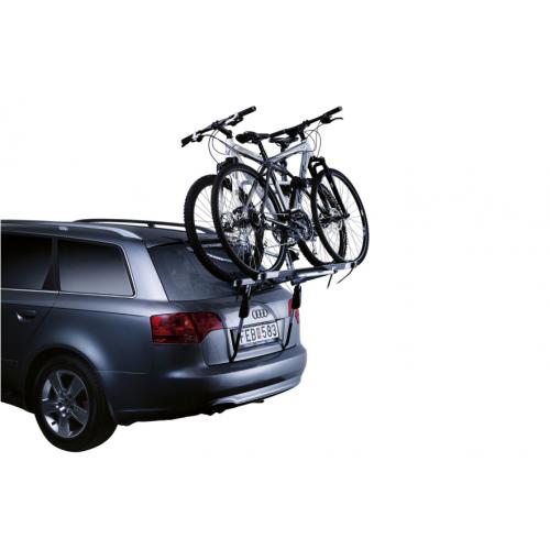 Bagażnik rowerowy na tylną klapę Thule ClipOn High 2 9106 - 2 rowery