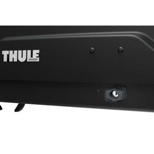 Box dachowy Thule Force XT Alpine - czarny mat