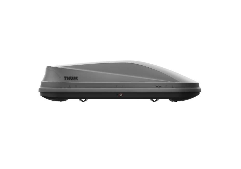 Box dachowy Thule Touring M - srebrny mat