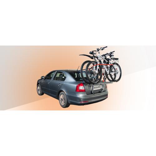 Bagażnik rowerowy na tylną klapę ADVANS - 3 rowery