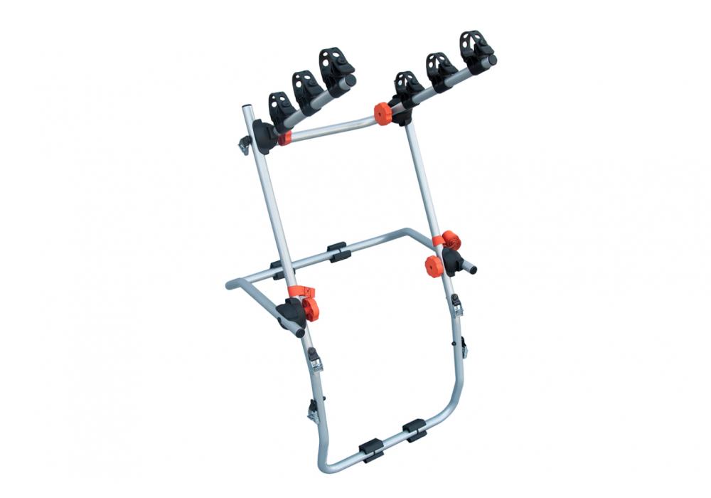 Bagażnik rowerowy na tylną klapę GIZA - 3 rowery