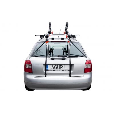 Bagażnik rowerowy na tylną klapę SPIDER - 3 rowery