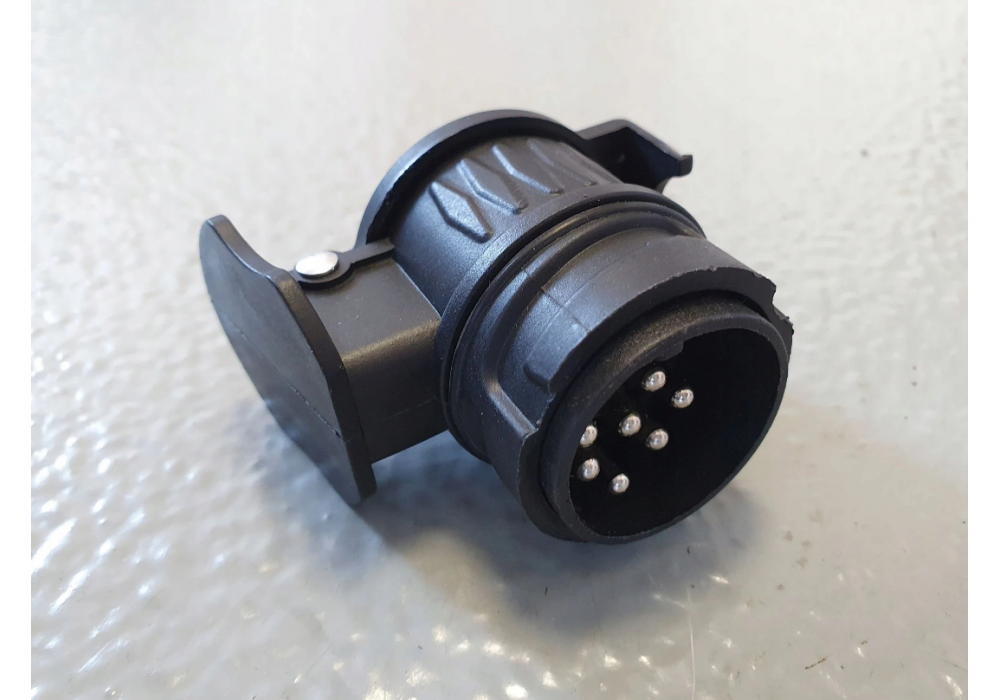Wtyczka redukcyjna Adapter 13 na 7 PIN