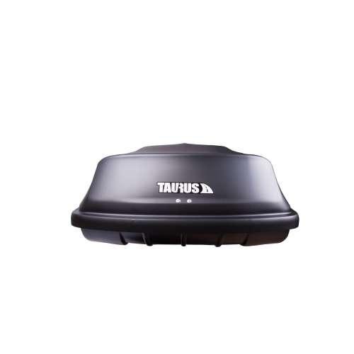 Box dachowy Taurus Xtreme II 600 - czarny karbon