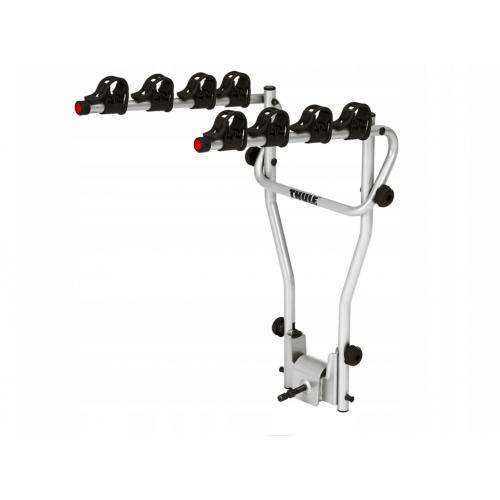 Bagażnik rowerowy na hak THULE 9708 uchylany - 4 rowery