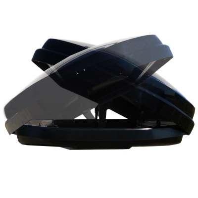 Box dachowy Kamei 510 - czarny połysk