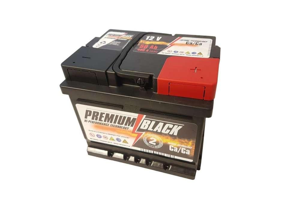 Akumulator Premium Black pojemność 50