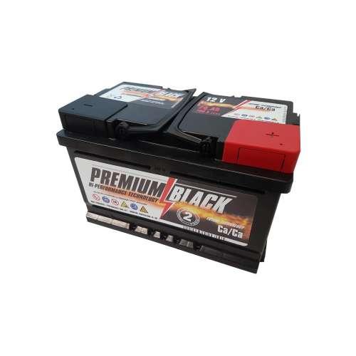 Akumulator Premium Black pojemność 74