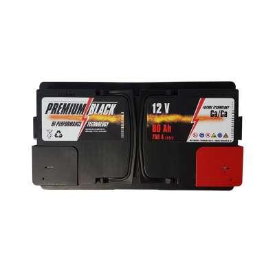 Akumulator Premium Black pojemność 80