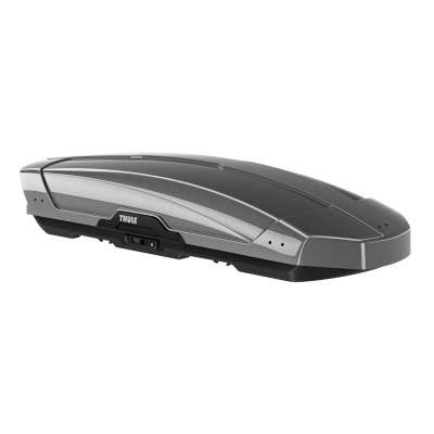 Box dachowy Thule Motion XT Sport - srebrny tytan połysk