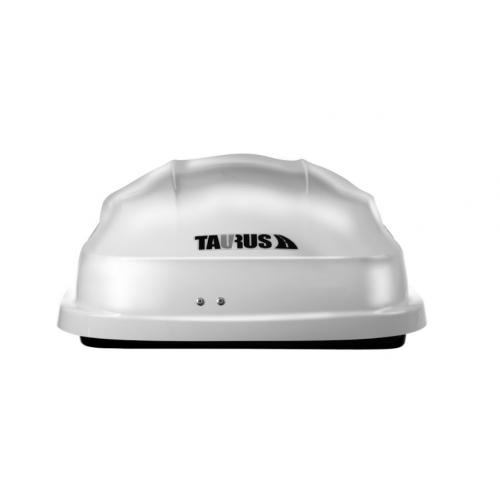 Box dachowy Taurus Altro 460 - biały połysk