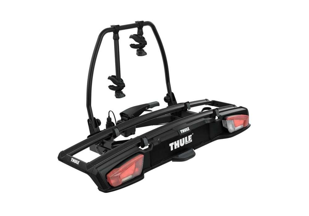 Bagażnik rowerowy na hak  Thule VeloSpace XT 2 - 938 czarny - 2 rowery