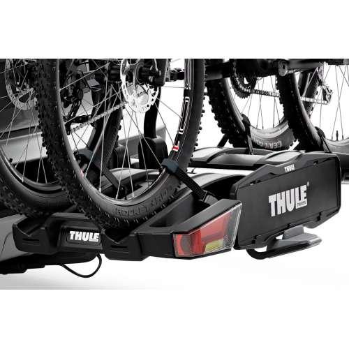 Bagażnik rowerowy na hak Thule EasyFold XT 2 - 933 czarny - 2 rowery