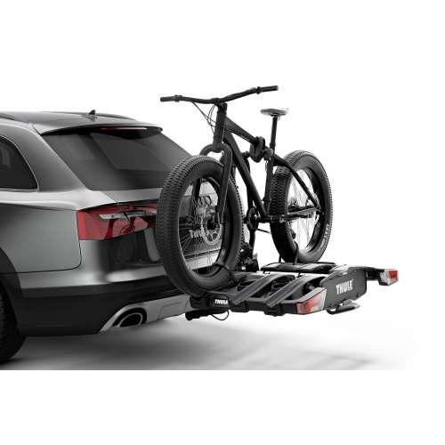 Bagażnik rowerowy na hak Thule EasyFold XT 3 - 934 czarny - 3 rowery