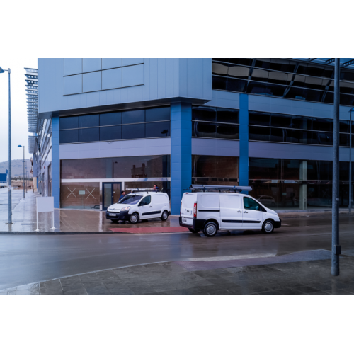 Platforma dachowa Renault Trafic III 14- / Opel Vivaro II 14-19 i Fiat Talento II / Nissan NV300 16- ( L1H2 ) CRUZ EVO E23-158