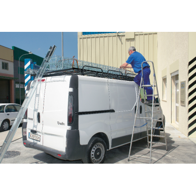 Platforma bagażowa nowy Opel Vivaro II / Renault Trafic III / Nissan NV300 / Talento II L2H1 CRUZ E32-158