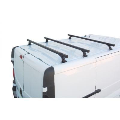 Bagażnik dachowy Renault Trafic III ( 14- ) / Opel Vivaro II ( 14-19 ) L1H1 i L2H1 CRUZ SF3-160