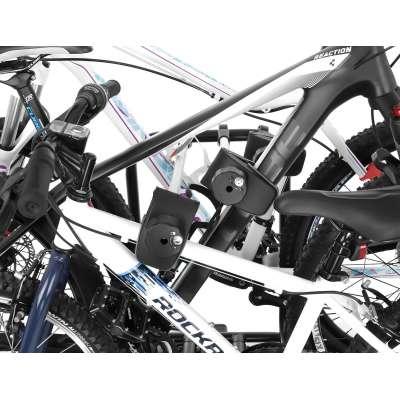 Bagażnik rowerowy na hak Active Bike czarny - 2 rowery