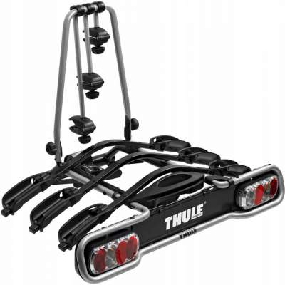 Bagażnik rowerowy na hak Thule EuroRide 942 - 3 rowery